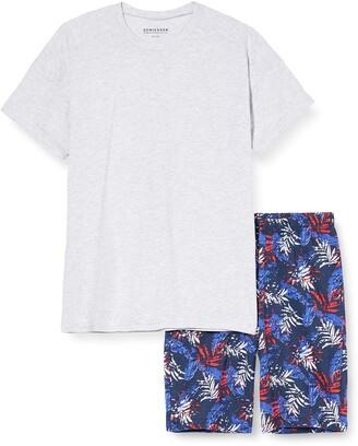 Schiesser Boys' Anzug Kurz Pyjama Sets