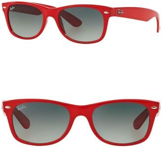 Ray-Ban Icons 52mm Square Sunglasses