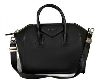 Givenchy Antigona Black Leather Handbags