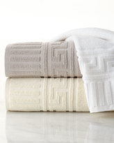 Horchow Greek Key Bath Towel
