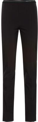 Prada Technical fabric trousers