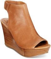 Kenneth Cole Reaction Sole Chick Platform Wedge Sandals