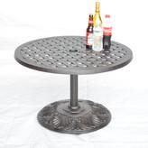 K B Patio Newport Side Table Table