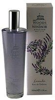 Woods of Windsor Lavender by Eau De Toilette Spray 3.3 oz -100% Authentic