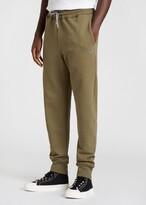 Thumbnail for your product : Paul Smith Men's Khaki Marl Zebra Logo Cotton Sweatpants