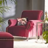 Kaleidoscope Addingham Mulberry Arm Chair
