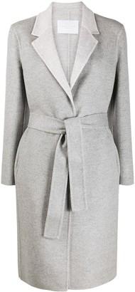 Fabiana Filippi Belted Wool Coat
