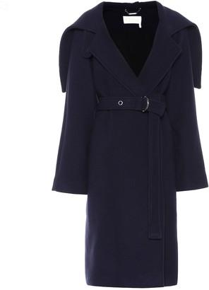 Chloé Belted wool-blend coat