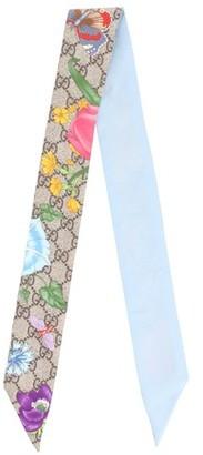 Gucci Flora neck bow
