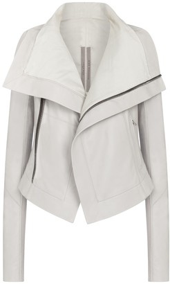 Rick Owens Biker leather jacket