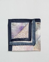 Ted Baker Pocket Square Silk