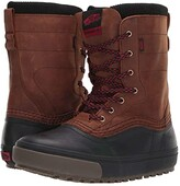 Vans Standard Zip Snow Boot (Brown/Black) Men's Boots