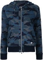 Loveless camouflage print jacket