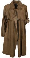 Giorgio Brato Cropped Sleeve Coat