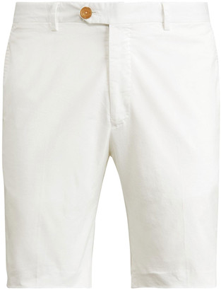 Ralph Lauren Purple Label Men's Solid Chino Shorts