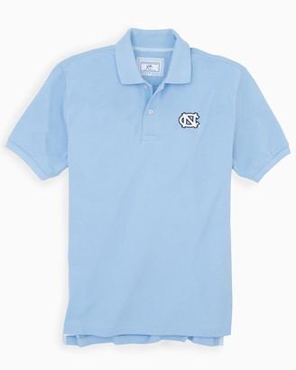 Southern Tide UNC Tar Heels Pique Polo Shirt