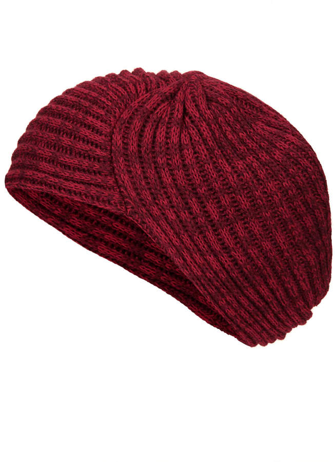 Topshop Knitted turban