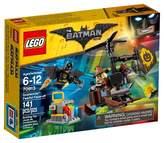 Lego ; Batman Movie Scarecrow Fearful Face-off 70913