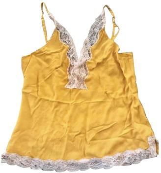 Bel Air \N Yellow Top for Women
