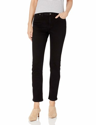 Foxcroft Women's The Downtown Straight Leg Stretch Jean