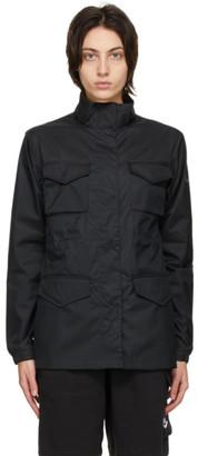 Nike Black Woven Sportswear M65 Jacket