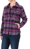 Columbia Powder Peak Shirt Jacket (For Women)