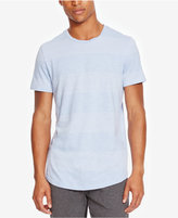 Kenneth Cole Reaction Men's Striped Heathered T-Shirt