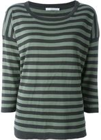 Societe Anonyme square cut knit top - women - Cotton - 1