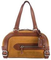 Prada Scamosciato Zip Bag