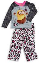 AME Sleepwear Minion Pajama Set