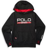 Ralph Lauren Boys 8-20 Boy's Logo Hooded Sweatshirt
