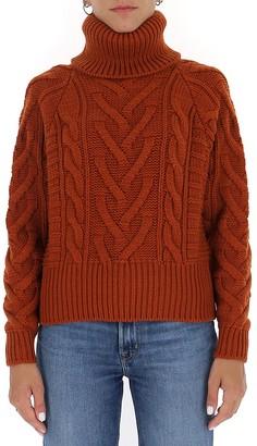 Dolce & Gabbana High Neck Sweater