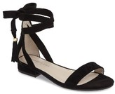 Kenneth Cole New York Women's Valen Tassel Lace-Up Sandal