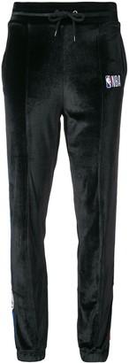 Marcelo Burlon County of Milan X NBA track trousers