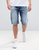 Diesel KROWSHORT Denim Short
