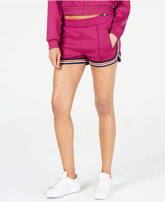 Juicy Couture Contrast Track Shorts
