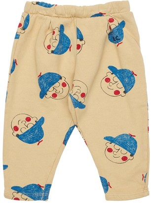 Bobo Choses Printed Organic Cotton Sweatpants