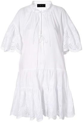 Aggi Tenneisha White Dress