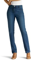 Lee Women's Classic Fit Straight Leg Jeans