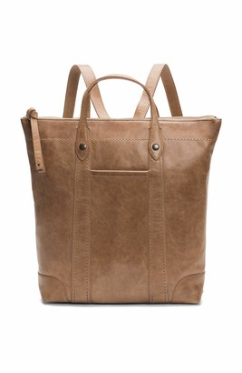 Frye Melissa Tall Zip Backpack