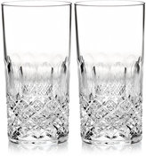 Monique Lhuillier Waterford Drinkware, Set of 2 Ellypse Highball Glasses