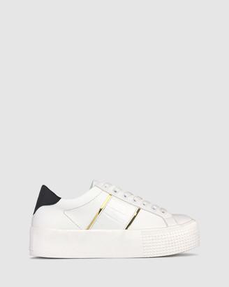 betts Wicked Flatform Sneakers