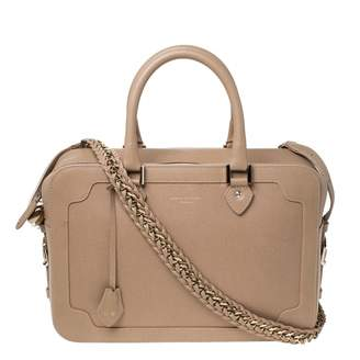 Aspinal of London Beige Leather Handbags
