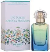 Hermes Un Jardin Apres La Mousson by for Men and Women. Eau De Toilette Spray 1.7-Ounces
