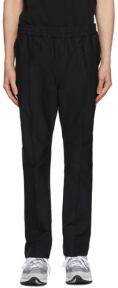 Nonnative Black Officer Trousers