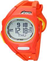 Asics Men's Race CQAR0107 Polyurethane Quartz Watch
