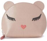 Furla Beauty Allegra S in moon stone leather Pink