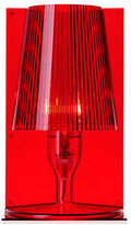 Kartell Take Table Lamp - Red