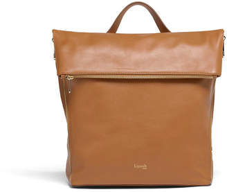 Lipault Rendez-Vous Small Leather Backpack
