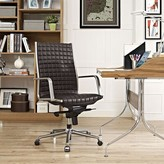 Modway Pattern Conference Chair Color: Brown